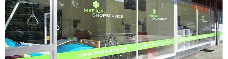 Médical Shop Service