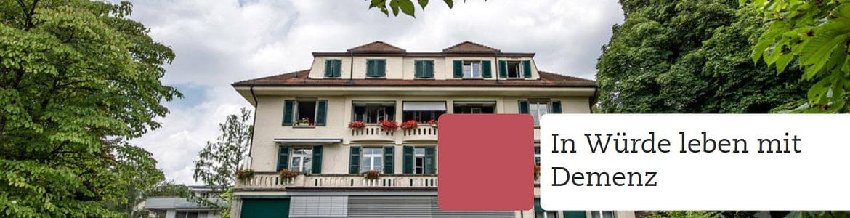 Domicil Kompetenzzentrum Demenz Elfenau