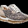 Sneaker tendance avec lits plantaires amovibles