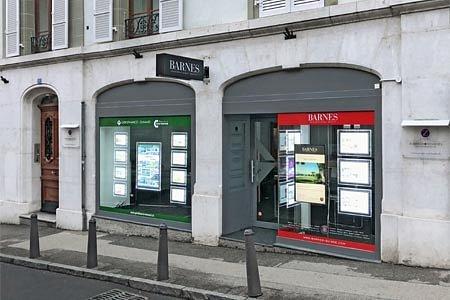 BARNES Suisse SA - Gerofinance-Dunand SA