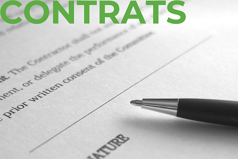 *Contrats