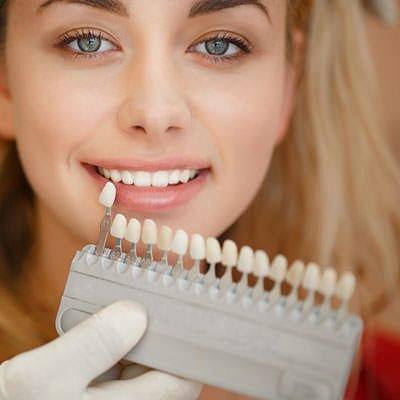 Zahnarztpraxis im Sprosshaus