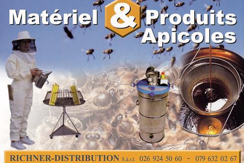 Matériel et Produits apicoles