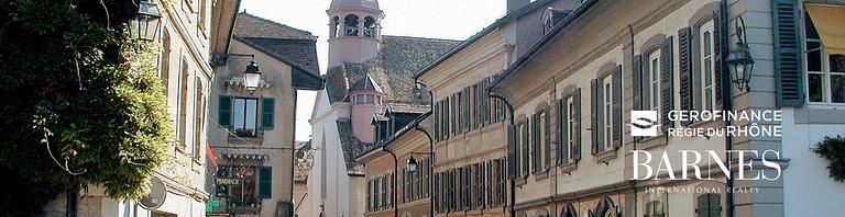 BARNES - Gerofinance | Régie du Rhône