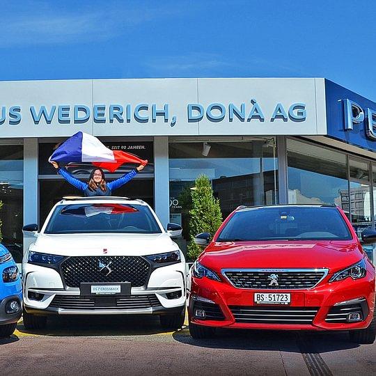 Testen Sie bei uns die neuen Modelle von Citroën, DS Automobiles und Peugeot.
