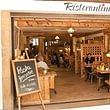 Das italienische Restaurant Bistrottino befindet sich im Herzen der Murtner Altstadt