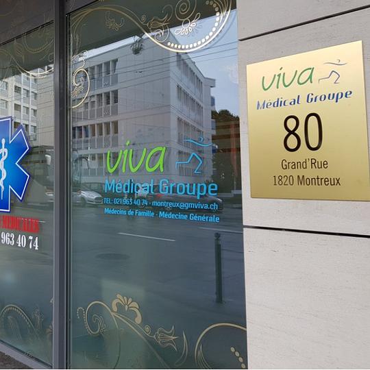 Groupe Médical Viva SA
