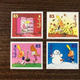 Titeuf Briefmarken 0.85