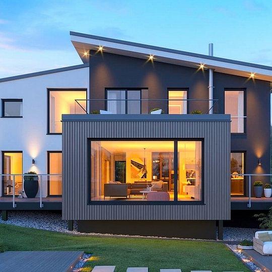 Concept-M 170 - villa individuelle de 5.5 pièces
