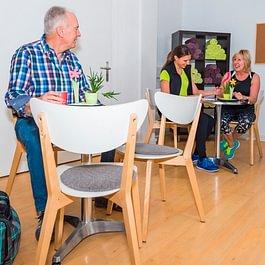 Kaffeeecke by Physiotherapie Wohlen AG