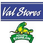 Logo Val Stores