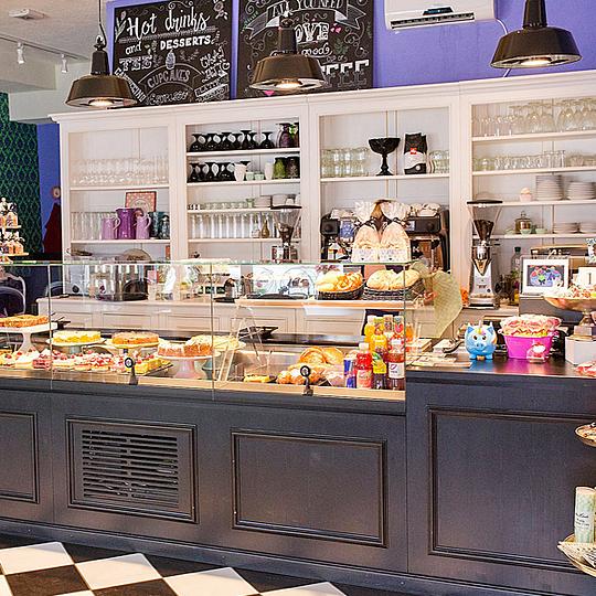 BK's Cake Art Café