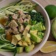 protéines et fibres végétales