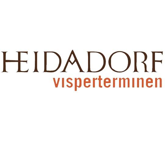 Heidadorf Visperterminen Tourismus