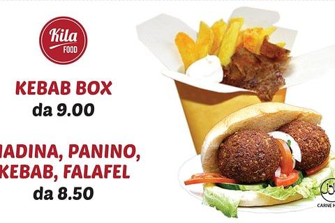 Kebab Box