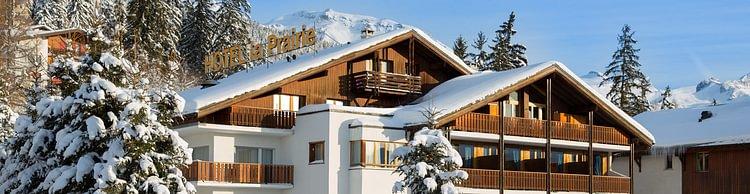 Hôtel et restaurant La Prairie