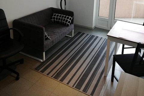 LUGANO - affittasi arredato appartamento di due locali