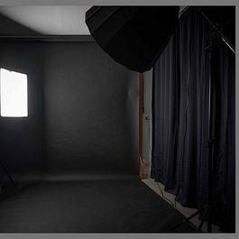 Le studio photo équipé Elinchrom et Broncolor