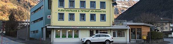 Kleintier- & Akupunkturpraxis und PETSHOP 'Adlergarten'