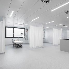 Klinik Seeschau AG -  Überwachungsstation