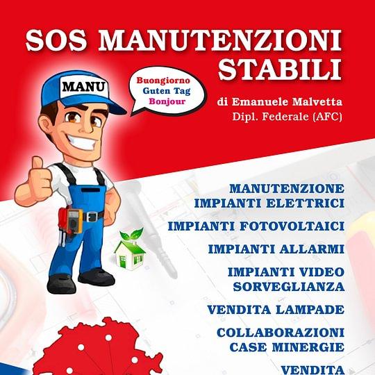 Malvetta Emanuele - SOS Manutenzione Stabili