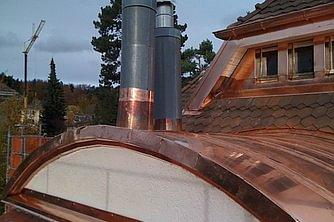 Des pièces sur mesure pour votre toiture