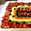 Crostata frutta fresca e crema pasticcera
