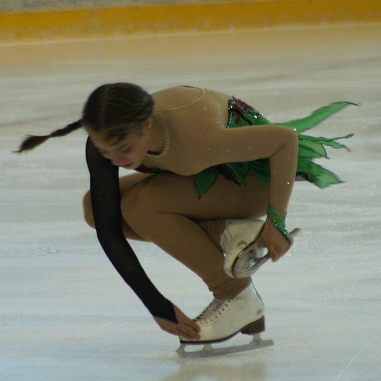 Eiskunstlauf, Säntiscup