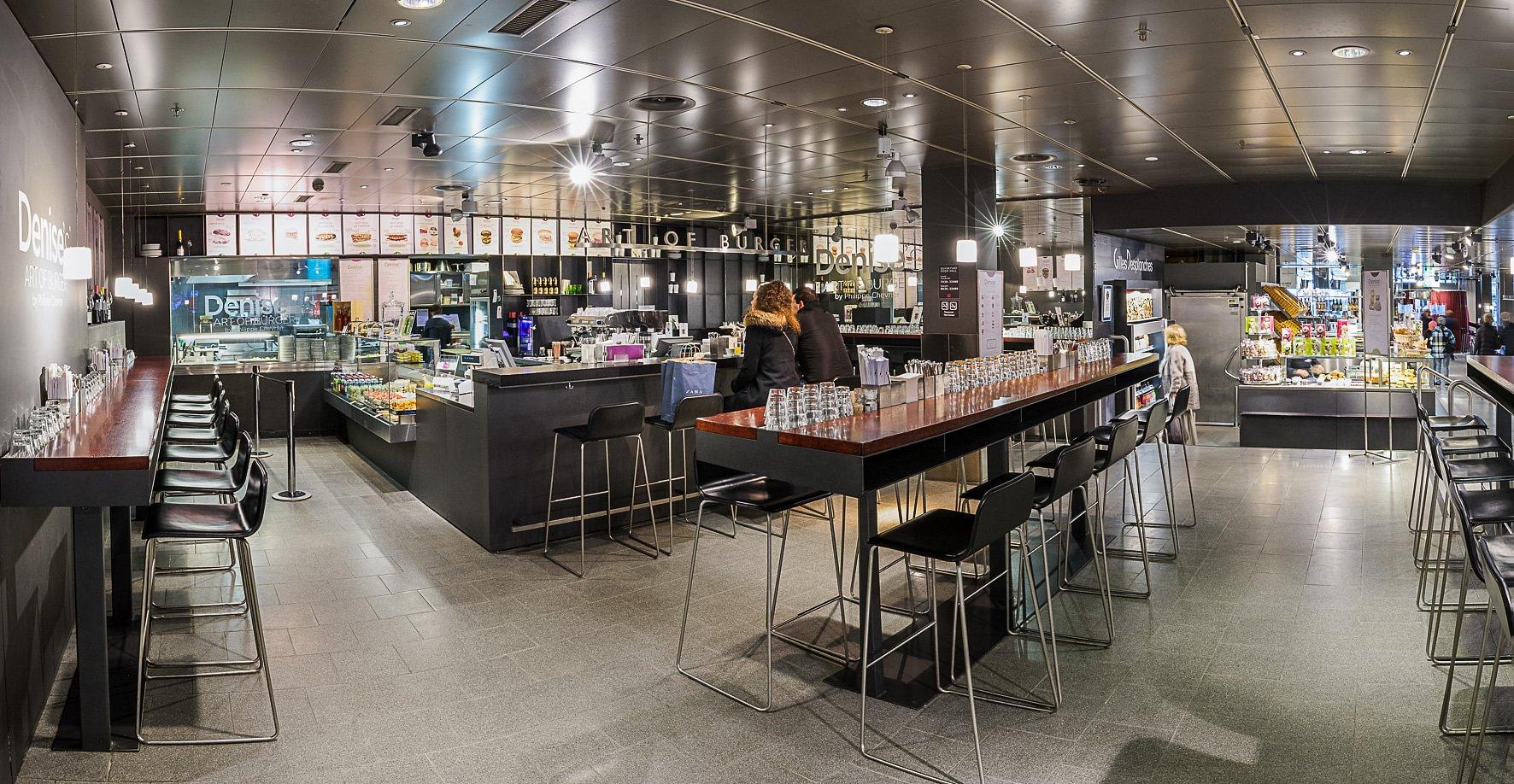 restaurants globus au molard in gen ve adresse ffnungszeiten auf einsehen. Black Bedroom Furniture Sets. Home Design Ideas