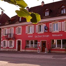 Hôtel de la Tour-Rouge