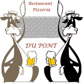 Pizzeria du Pont - Le Châble - Le Logo