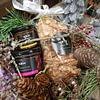 Corbeille avec des produits Rochat ou délices des fées
