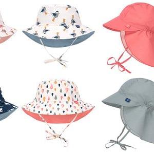 LÄSSIG UV-Sonnenhüte für Jungen und Mädchen