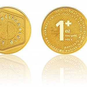 Coins from Swiss bullion corp