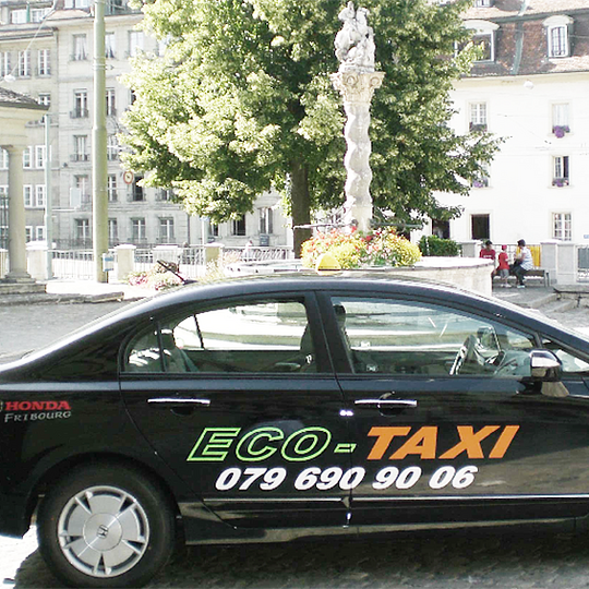 ECO-TAXI Fribourg