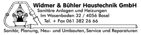 Widmer & Bühler Haustechnik