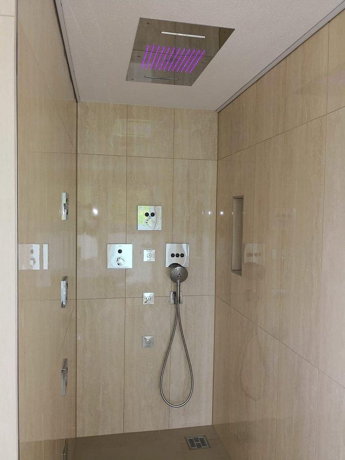 Dies könnte Ihre neue Dusche sein.