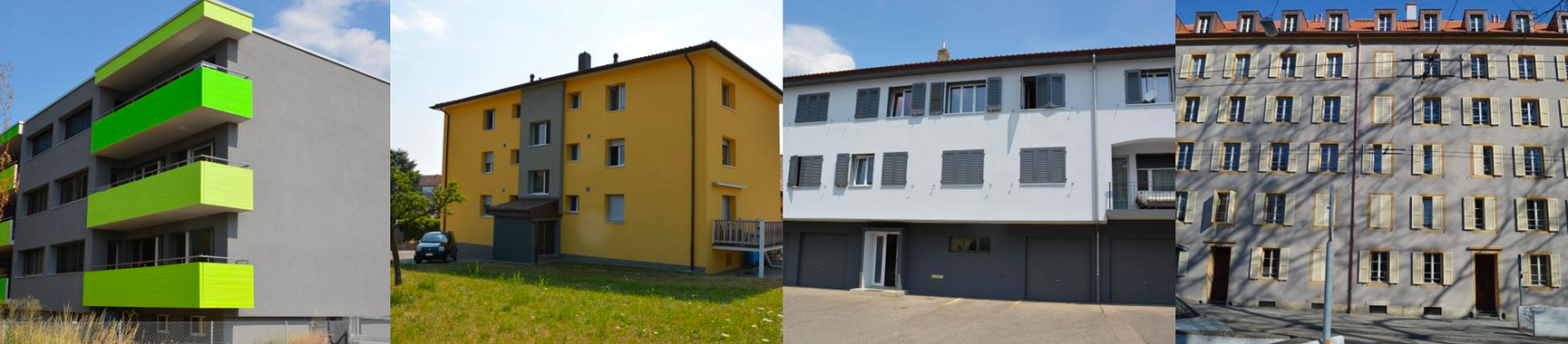 Buschini SA Plâtrerie - Peinture - Isolation - Neuchâtel