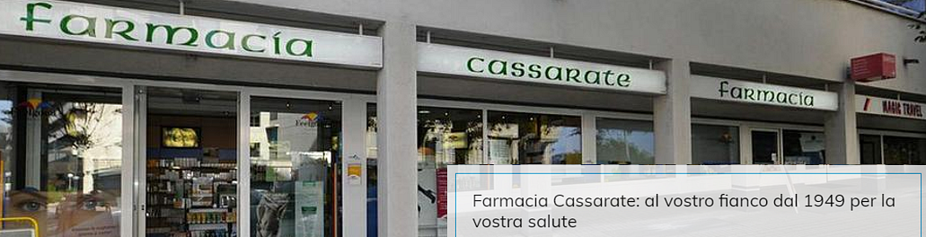Farmacia Cassarate