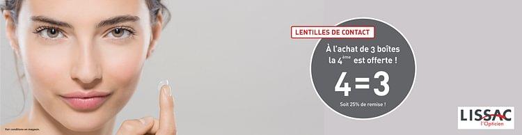 LISSAC L'OPTICIEN LUTRY