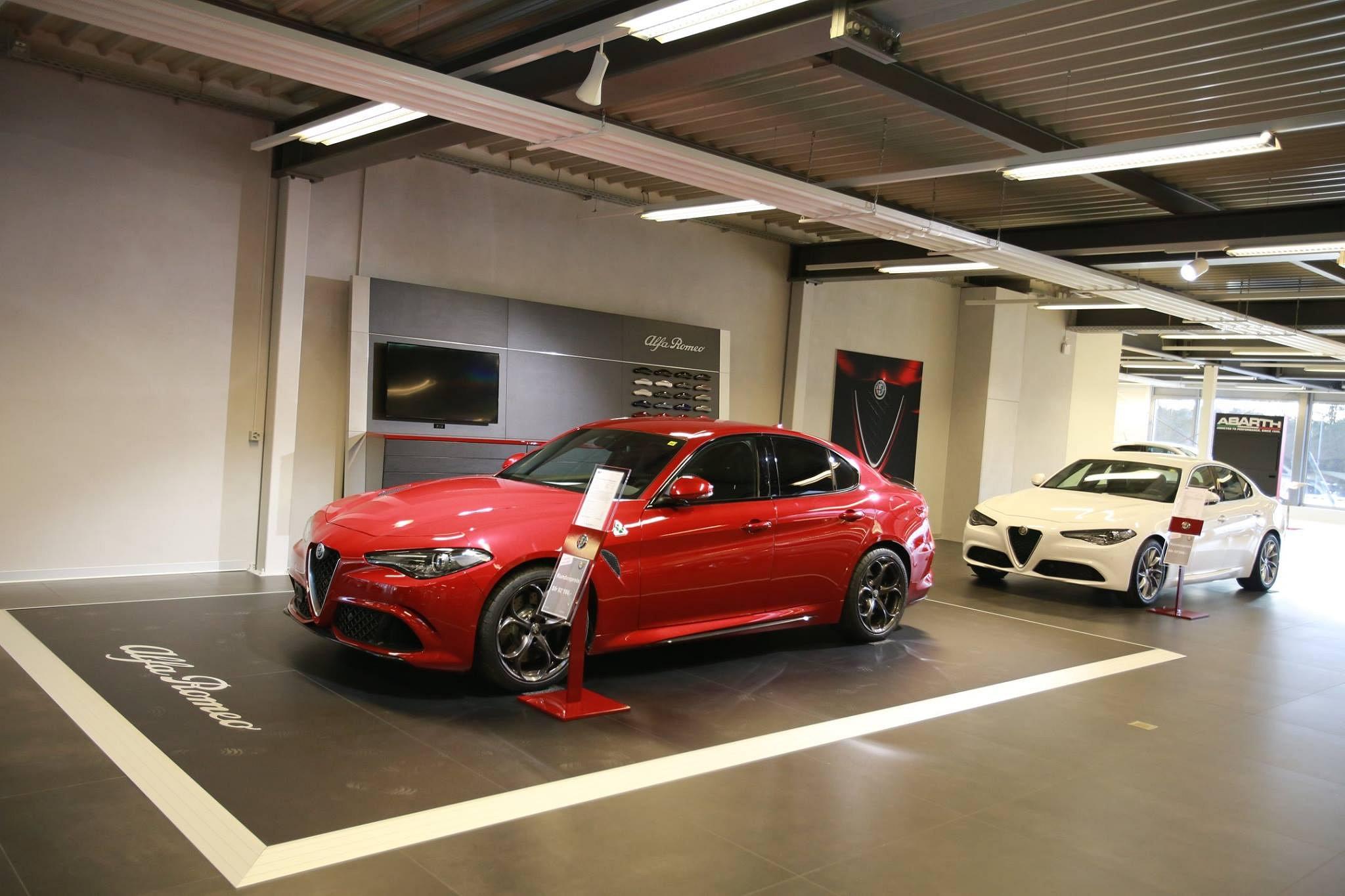 Autobahn garage zwahlen wieser ag for Garage ouvert aujourd hui
