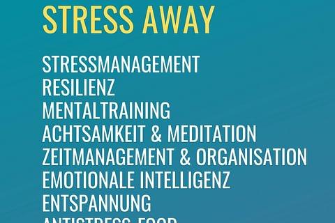 stress away®-Personal Training gegen Stress. 4-Wochen Trainingsprogramm