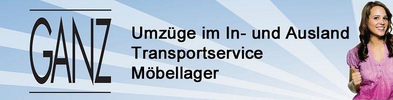Ganz Möbeltransport AG