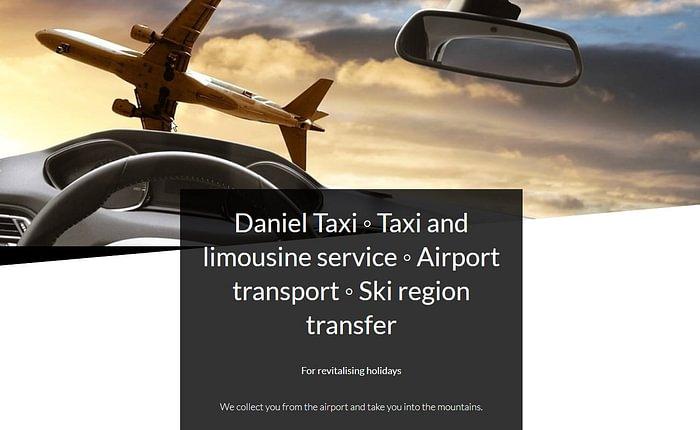Transfer Taxi  Täsch
