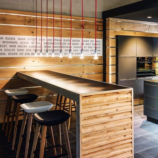 Kaufmann Oberholzer AG - Impression Küche