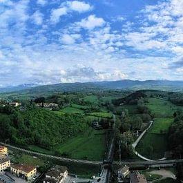 Veloreise Florenz- Rom 2019