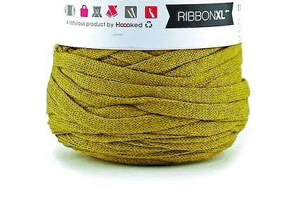 Ribbon XL - leichtes, dickes Textilgarn von Hoooked Zpagetti