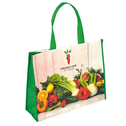 Einkaufstaschen mit eigenem Design bereits ab 1000 Stück