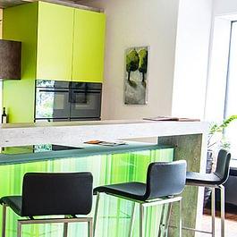 Mit Ihnen zusammen planen wir die perfekt eingerichtete Einbauküche