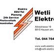 Wetli Elektro AG